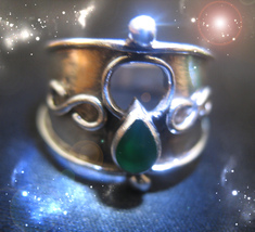 HAUNTED RING ALEXANDRIA INFINITE WEALTH PORTAL HIGHEST LIGHT COLLECTION ... - $3,960.31