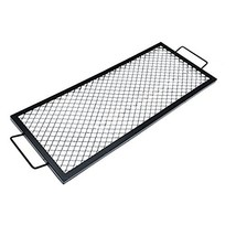 Onlyfire Rectangle X-Marks Fire Pit Cooking Grate, 36-Inch - $52.58