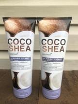 Bath Body Works Coco Shea Coconut Incredibly Creamy Wash CocoShea oil cream - $59.99