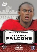 2011 Topps Rising Rookies #109 Julio Jones RC Rookie Card > Atlanta Falcons - $0.99