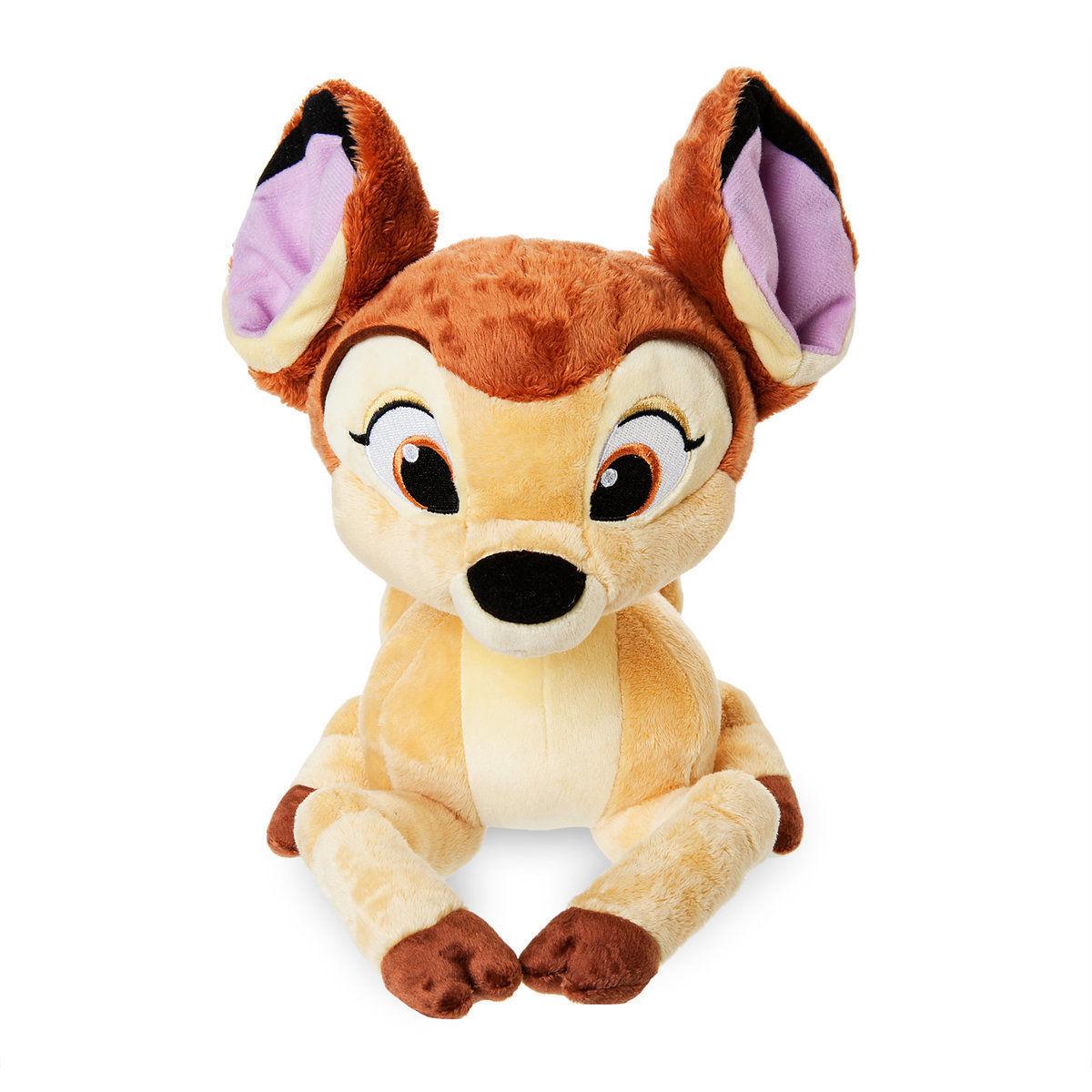 Disney Store Bambi Medium Plush New With Tags