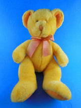 Russ Star-Scopes Birthday Zodiac Bear Aquarius 10 inch EXCELLENT sweet c... - $14.84