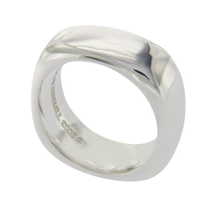 Authentic Tiffany & Co Sterling Silver 2003 Band Ring Size 7 »U210 - $111.27