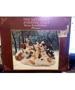 Norman Rockwell Saturday Evening Post Christmas Item - $10.00