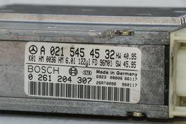 96-02 Mercedes W140 S600 SL600 V12 ECU ECM PCM Engine Control Module 0215454532 image 5