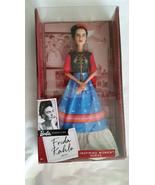 Barbie Inspiring Women Frida Kahlo Doll NRFB Mattel - $99.99