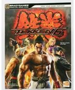 Tekken 6 Brady Games Official Series Guide VG - $14.84