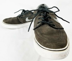 NIKE Unisex Stefan Janoski Size 5y Youth Skateboard Shoes 525104 003 EUC - $18.46