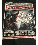 Loot Crate DX Exclusive SPIDER-MAN Daily Bugle : 2XL Long Sleeve T-Shirt... - $15.20