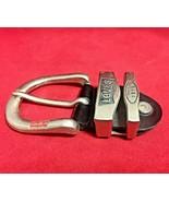"""Vintage Levi's silver color Buckle for la belt width about 1 3/8"""" - $27.72"""