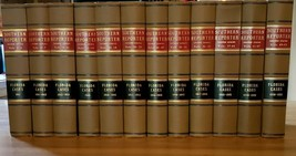 Vintage Southern Reporter Law Books FLORIDA / 1950's / (12 Books) - $39.40
