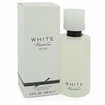 FGX-413027 Kenneth Cole White Eau De Parfum Spray 3.4 Oz For Women  - $33.85