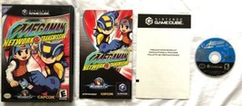☆ Mega Man Network Transmission (Nintendo GameCube 2003) Complete in Cas... - $23.99