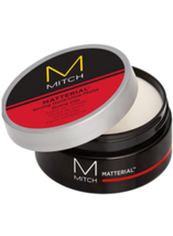 John Paul Mitchell Systems Material Strong Hold Ultra Matte Styling Clay 3oz