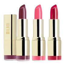 Buy 1 Get 1 At 20% Off (Add 2) Milani Bold Color Statement Lipstick Read Desc - $5.33+
