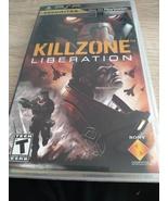 Sony PSP KillZone: Liberation - $6.00