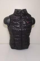 New Aeropsotale Women's Puffer Vest Size S Black | Sleeveless Jacket | W... - $13.09