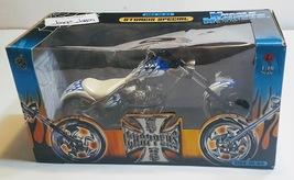 Muscle Machines Jesse James West Coast Choppers Sturgis Special JJ04-10-03 1:10 - $40.00