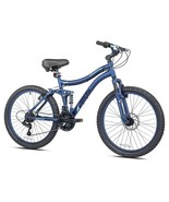 "Girl's 24"" Genesis Bella Vista Mountain Pro Off Road Trail Bike 21-Speed... - $252.15"