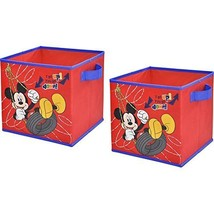 10 x 10, Disney Mickey Mouse, Easy Storage Cube, Red by Disney - $49.76
