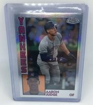 Aaron Judge 2019 Topps Chrome 1984 Yankees - $0.99