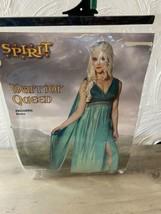 Spirit Halloween Warrior Queen Halloween Costume costume Sz. Large 12-14 Women - $21.49