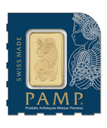 1 Gram Divisible PAMP Suisse MULTIGRAM Gold Bar - €46,33 EUR