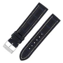Breitling 18-18mm Genuine Alligator Leather Dark Blue Ladies Watch Band ... - $379.00