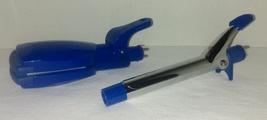 "Conair Interchangeable 3/4"" Curling Iron & Flat/Crimp Iron Plates Replac... - $6.95"