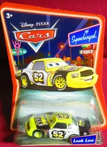 1/55 Scale, Disney Pixar Cars, Supercharged Leak Less - $10.88