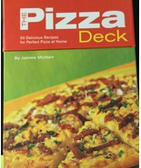 The Pizza Deck: 50 Delicious Recipes for Perfect Pizza at Home, free dai... - $8.51