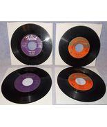 Eight 45 RPM Pop Record Lot Al Martino Vic Damone Sinatra Martin Sammy D... - $5.95