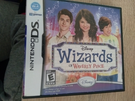 Nintendo DS Disney Wizards Of Waverly Place image 1