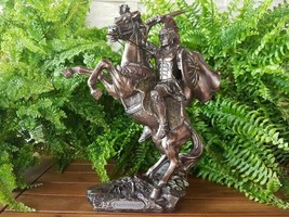 ALEXANDER THE GREAT ON THE HORSE - VERONESE WU76423A4 - $93.06