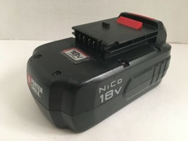 Genuine NiCD 18V Battery PC18B For Porter Cable PCC489N Cordless Drill - $24.70