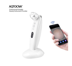 AQTOCNA Blackhead Remover Face Deep Nose Cleaner With WiFi Camera T Zone... - $93.49