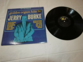 Golden Organ Hits Jerry Burke Dot Records DLP-25541 Sterophonic LP Album... - $16.04