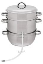 Stainless Steel Multi-Use Steam Juicer by VICTORIO VKP1140 - $131.34