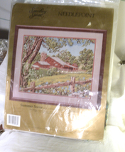 #3031 Needlepoint-Something Special 30576-Summer Scene Farm-Candamar--RARE - $60.00