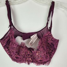 VICTORIAS SECRET Dream Angels Push Up Without Padding Bra Lace Wire Wome... - $29.68