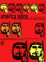 "16x20""Political World Solidarity Socialist Poster.Decor.Latin America.6216 - $18.00"
