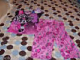 Disney's Minnie Mouse  2 PC Pajama Set Size 4/5 Girl's NEW HTF - $17.80