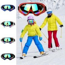 Skiing Eyewear Ski Glasses Snowboarding Goggles Men Women Snow Glasses 6... - $7.95