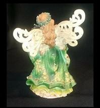 Ceramic Angel Figurine AB 761 Vintage image 2