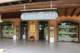 Anhänger Überqueren Gelbgold Poliert 18K 750 Stilisiert Made IN Italien Schmuck image 11