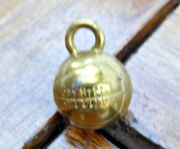 Vintage  Basketball  Charm  for charm bracelets                 5 - $9.89