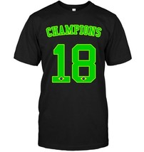 Brazil Champions 18 Soccer Football Celebration Tee - $17.99+