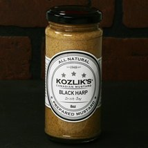 Kozliks Black Harp Mustard (8 ounce) - $9.99
