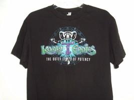 Koala T Eddies Mens Black Short sleeve tee shirt Sz M - $19.75