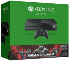 Xbox One 500GB Console - Gears of War: Ultimate Edition Bundle - $284.49